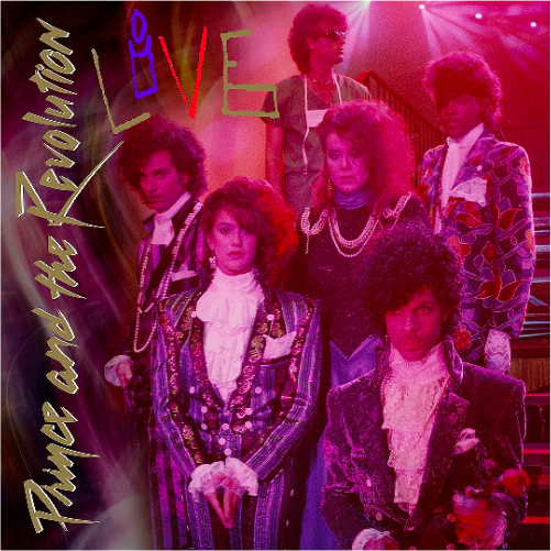 Prince and The Revolution Live Artwork Prince and the Revolution 1985 Live Album Finally Released: Stream