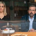 Rosy Byrne and Steve Carell Irresistible (Focus Features) jon stewart movie video on demand digital release