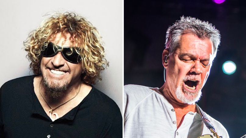 Sammy Hagar Thinks Van Halen Will Never Be Finished Consequence Of Sound