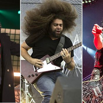 Slipknot Coheed KISS postpone 2021 cruises