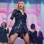Taylor Swift's City of Lover Concert Special Coming to ABC paris