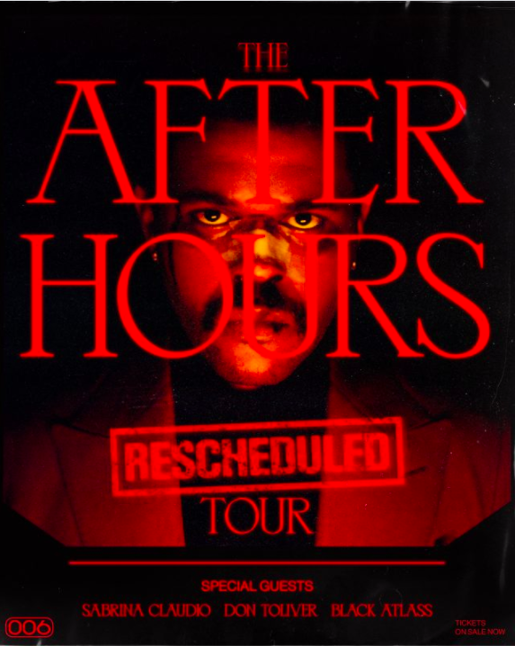 The After Hours Rescheduled Tour The Weeknd Announces Rescheduled Tour Dates for 2021