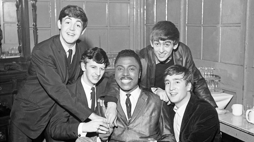Paul McCartney Little Richard tribute The Beatles
