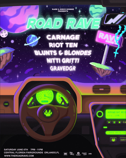The Road Rave