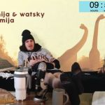Watsky attempts to set freestyle world record
