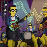 Weezer The Simpsons New Song Blue Dream Theme Song Single Fox