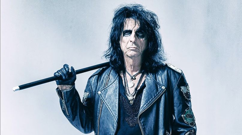 Alice Cooper Don't Give Up