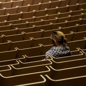 Empty seating