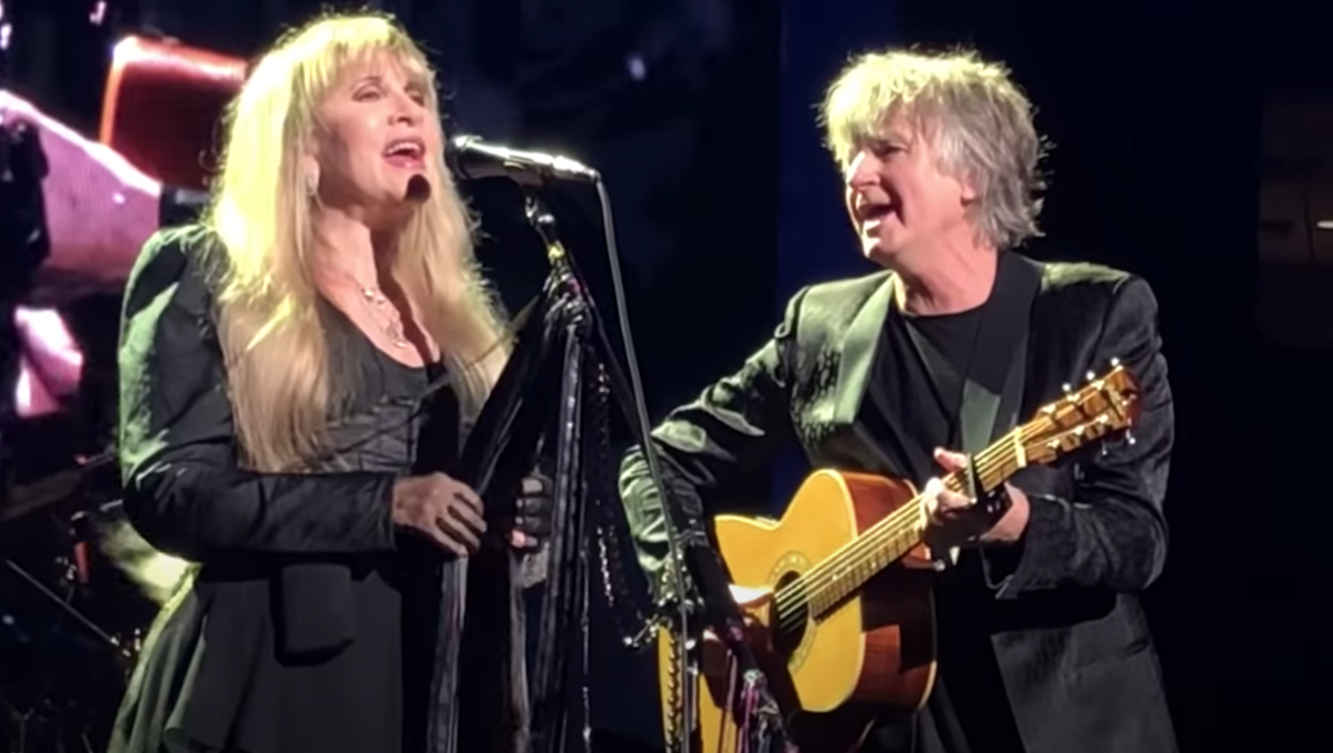 "Fleetwood Mac's Neil Finn, Stevie Nicks, and Christine McVie team up for new single ""Find Your Way Back Home"": Stream"