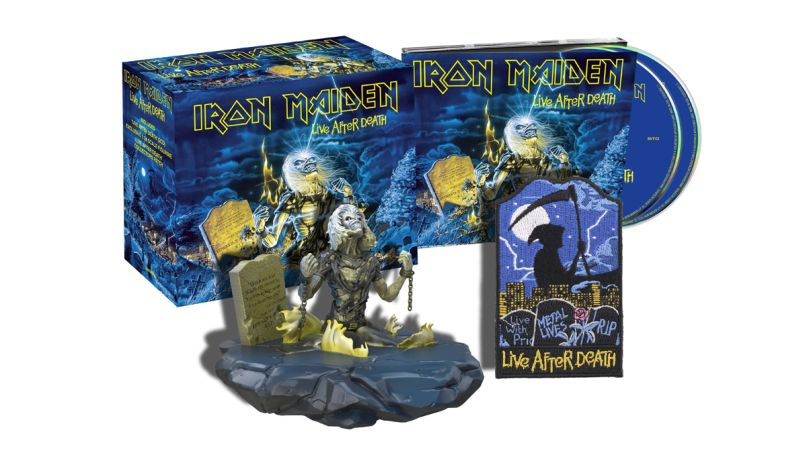 Iron Maiden Live Collection
