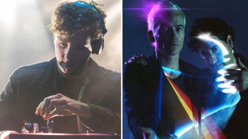 jamie xx the avalanches b2b dj set nts radio