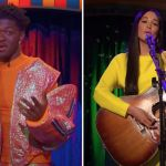lil nas x kacey musgraves jonas brothers the not too late show with elmo