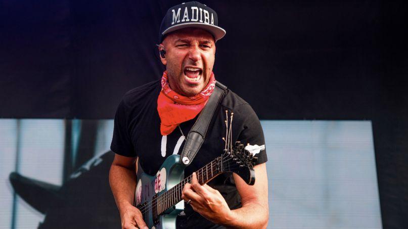 Tom Morello Guitar Rant