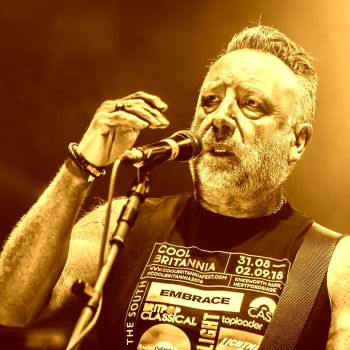 Peter Hook Interview