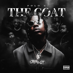 Polo G The GOAT artwork