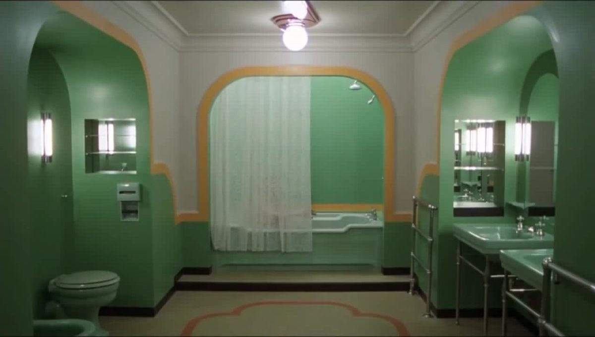 Scariest Scene The Shining