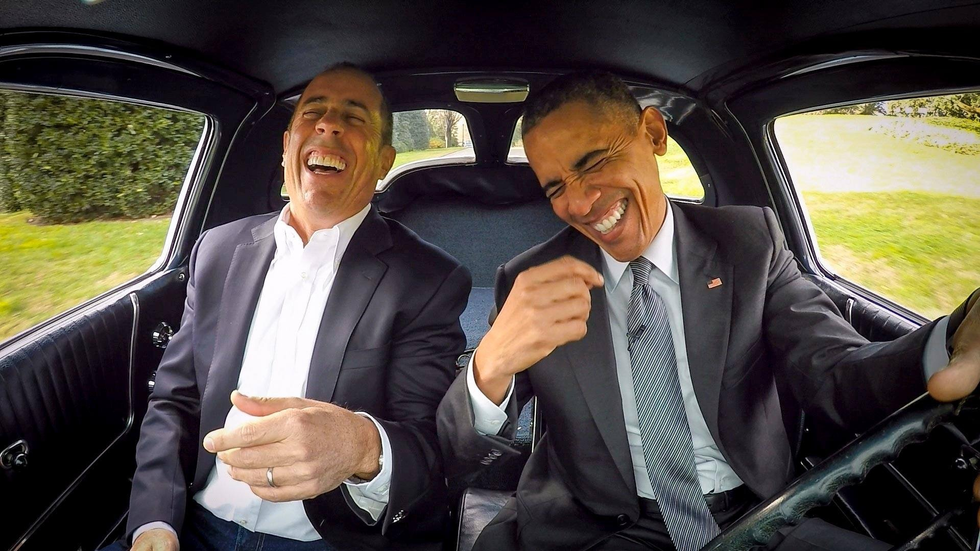 Jerry Seinfeld Says Netflix's Comedians in Cars Getting Coffee ...