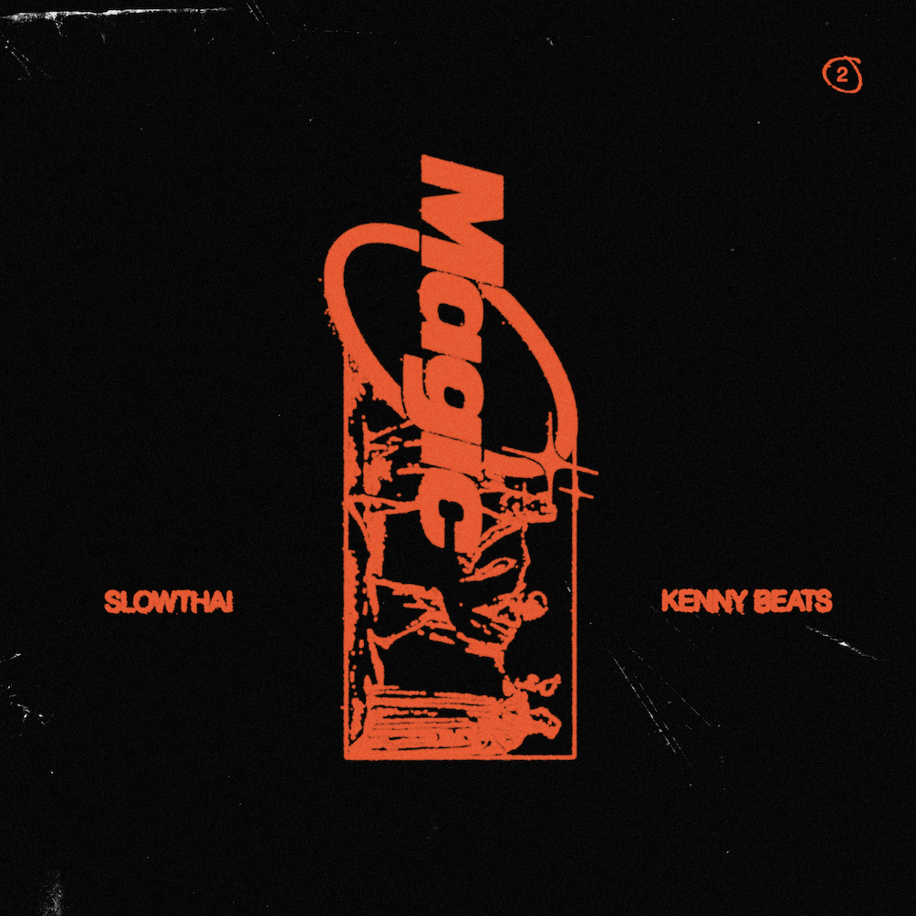 slowthai magic song artwork slowthai Isnt Messing Around on New Single MAGIC: Stream