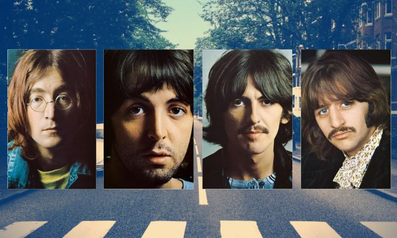 The Beatles Ranking