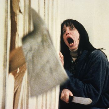 The Shining Scariest Scene