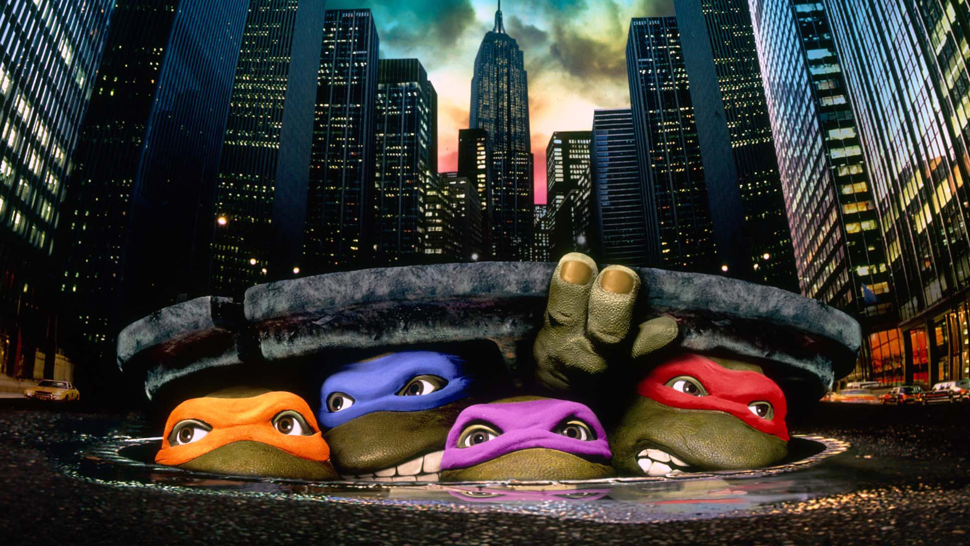 Teenage Mutant Ninja Turtles Cast and ...