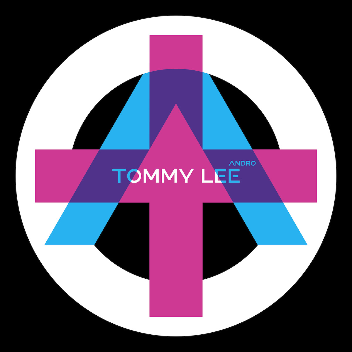 Tommy Lee ANDRO Album Artwork