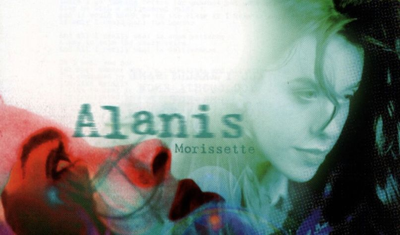 Alanis Morrissette Jagged Little Pill