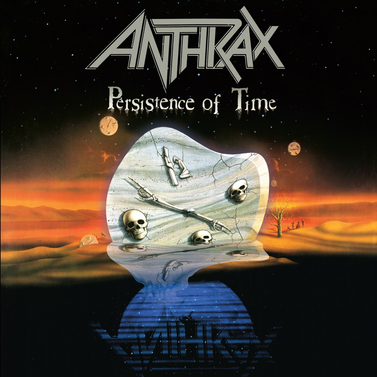 Anthrax - Persistence of Time - Deluxe