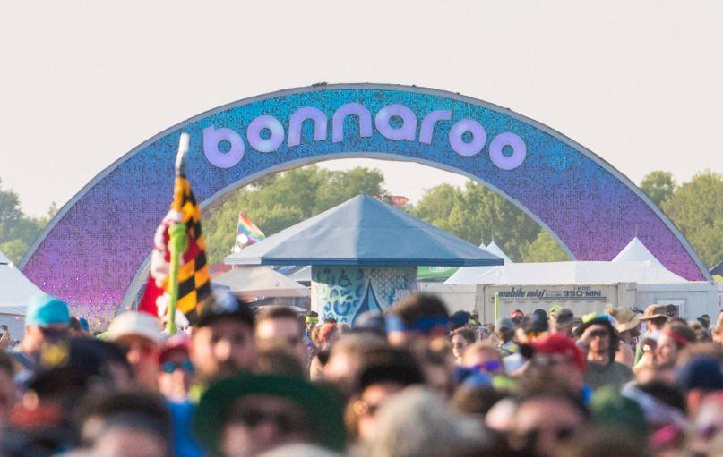 Bonnaroo 2017, photo by David Brendan Hall