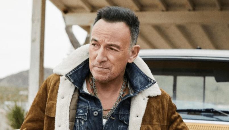 Bruce Springsteen Donald Trump BLM Black Lives Matter Threat to Democracy President