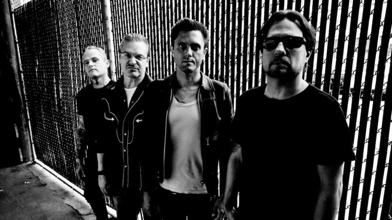 Dead Cross cover Black Flag