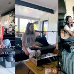 Haim NPR Tiny Desk (Home) Concert Watch Stream