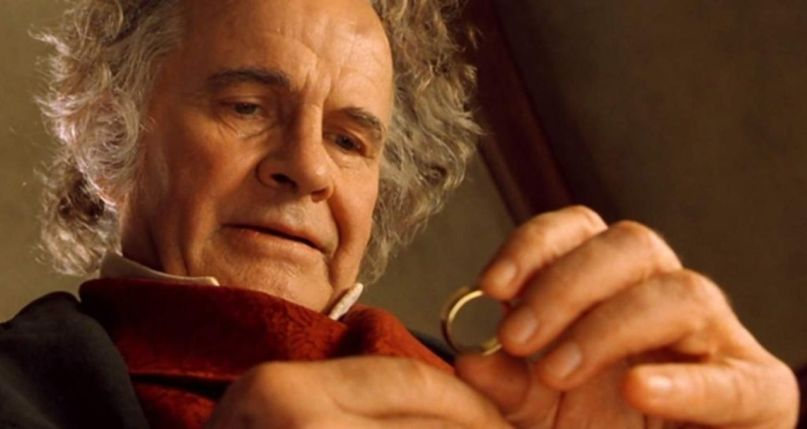 Ian Holm Lord of the Rings
