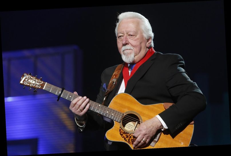 R I P Jimmy Capps The Gambler Guitarist And Grand Ole Opry Member Dies At 81 Consequence Of Sound
