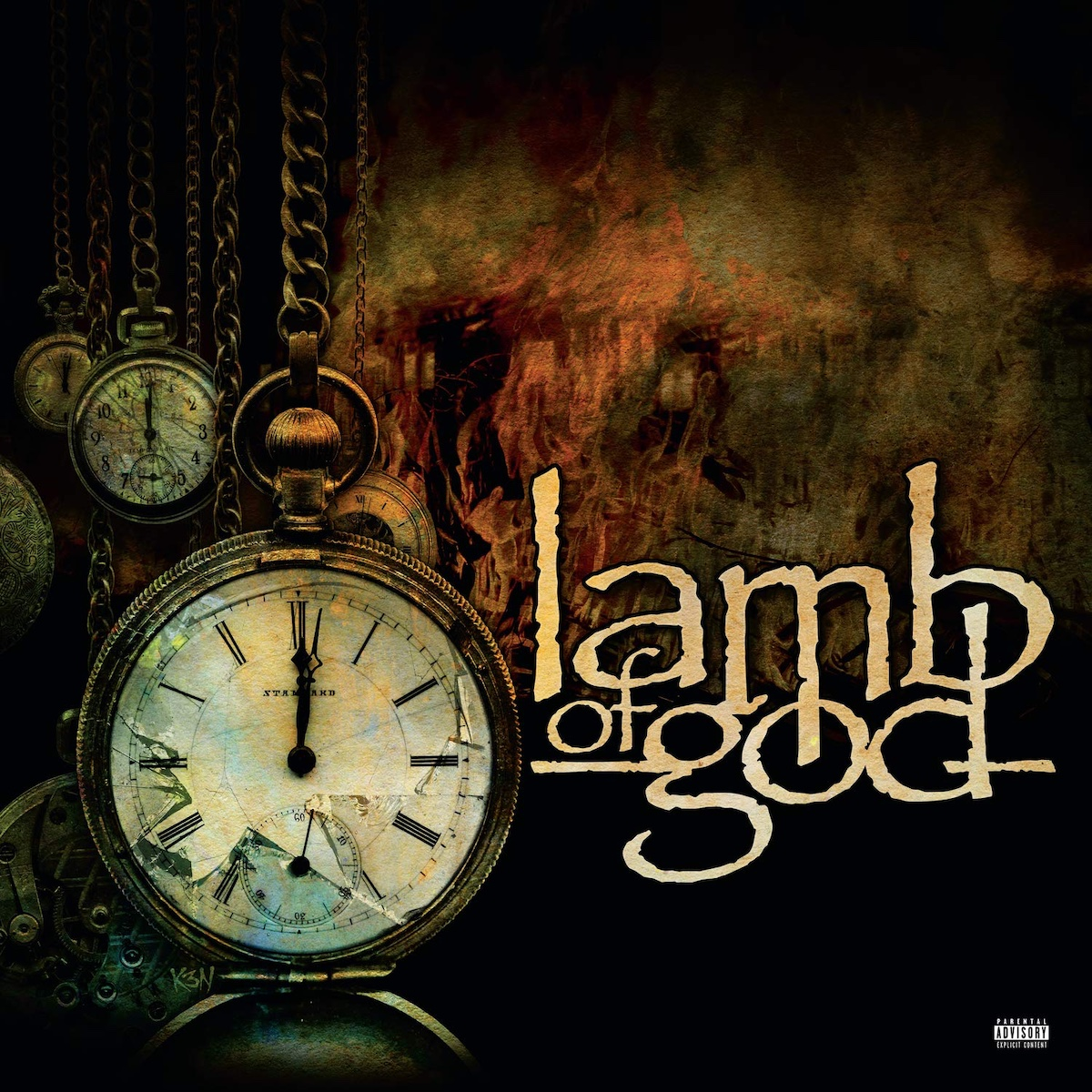 Lamb of God's Self-Titled Effort Is the Album of Their Career | Review |  Consequence of Sound