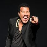 Lionel Richie, photo by Philip Cosores