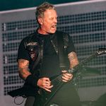 Metallica Offstage with DWP stream
