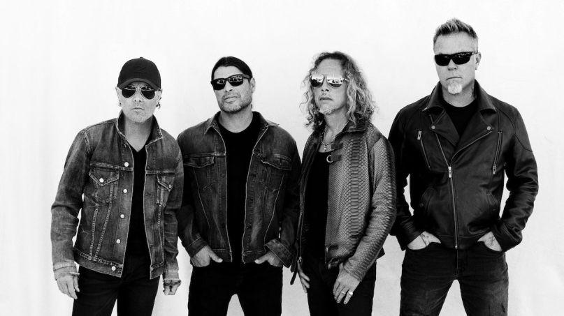 Metallica Zoom