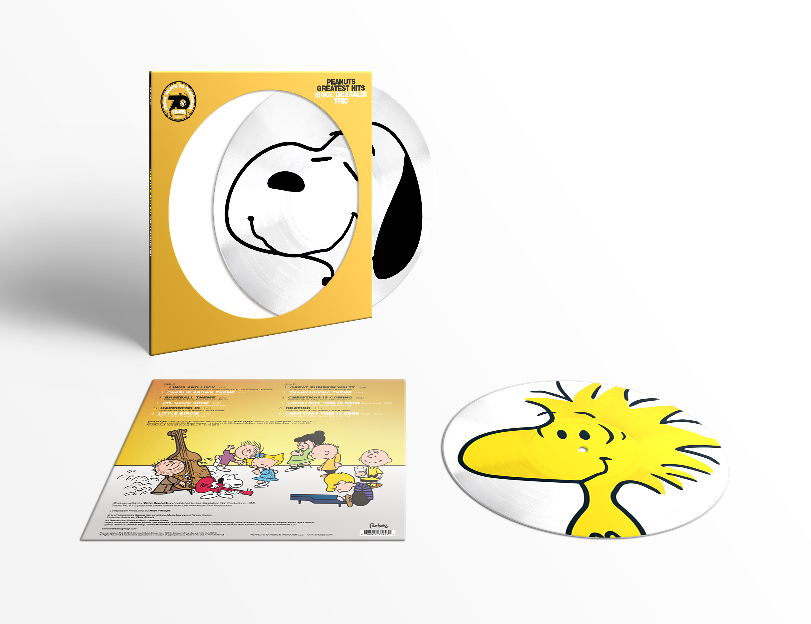 Peanuts Greatest Hits Product Shot
