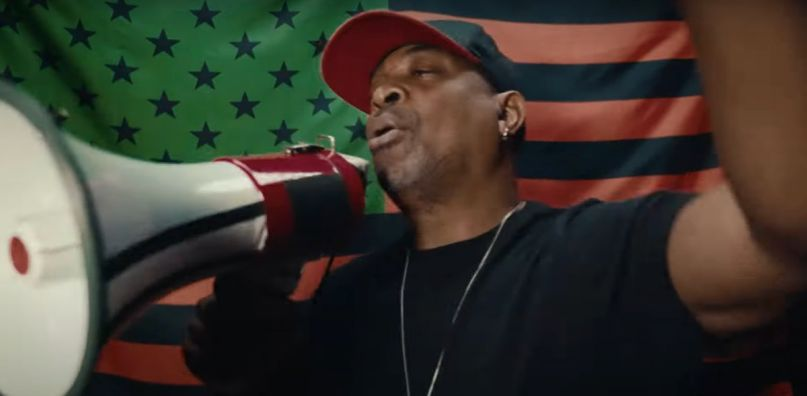 Public Enemy perform at 2020 BET Awards 2020