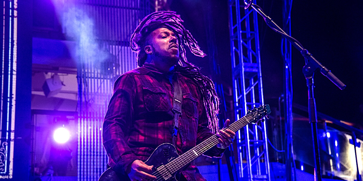 Rasheed Thomas Nonpoint