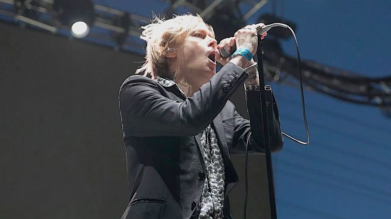 Refused Ballad of Buck Ravers
