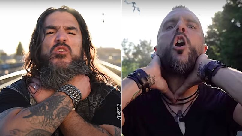 Machine Head Jesse Leach new song