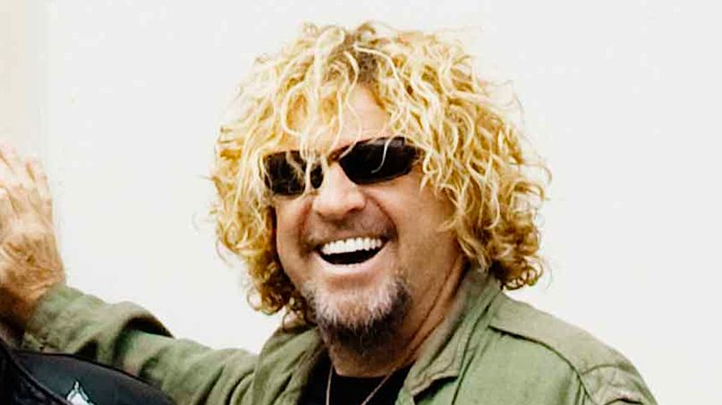 Sammy Hagar clarifies touring comments