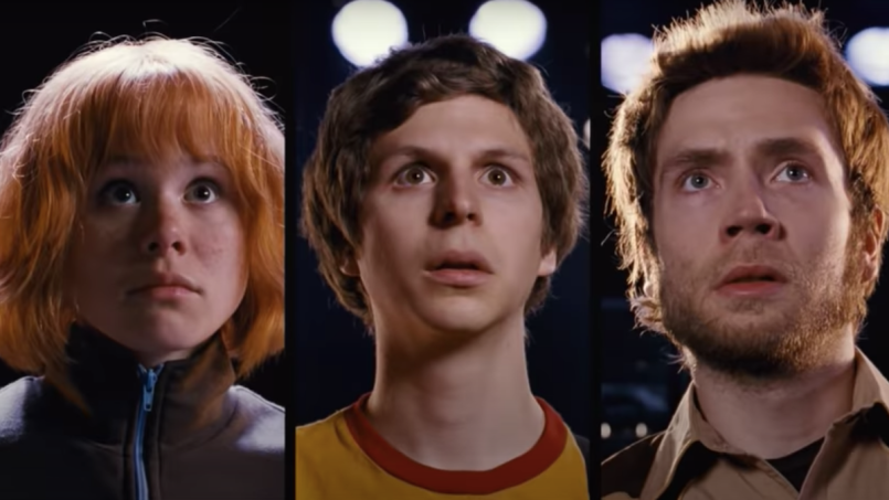 Scott Pilgrim Reunion Script Read Through 10th Anniversary Charity Benefit Water for People