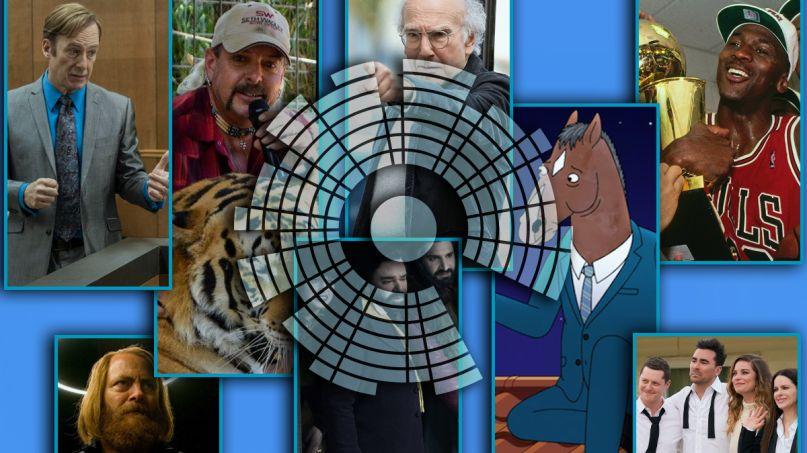 Top 10 TV Shows of 2020 (So Far)