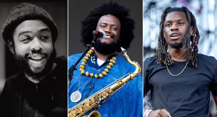 Terrace Martin Kamasi Washington Denzel Curry