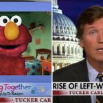 Tucker Carlson Rant Against Elmo Sesame Street Black Lives Matter CNN Town Hall Racism Protests