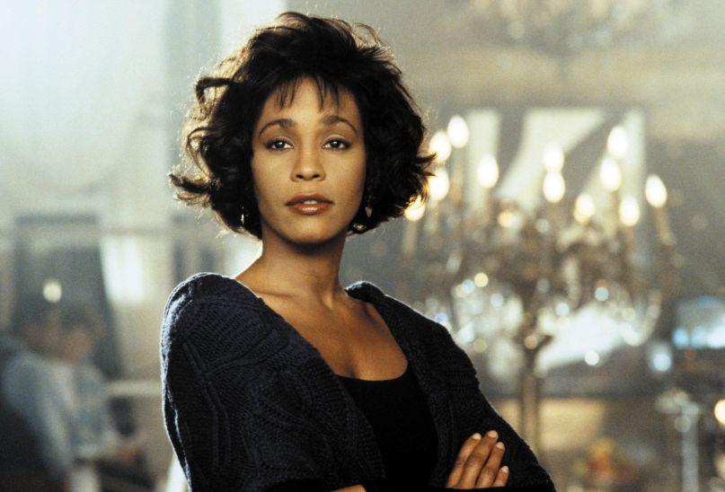 Whitney Houston in The Bodyguard