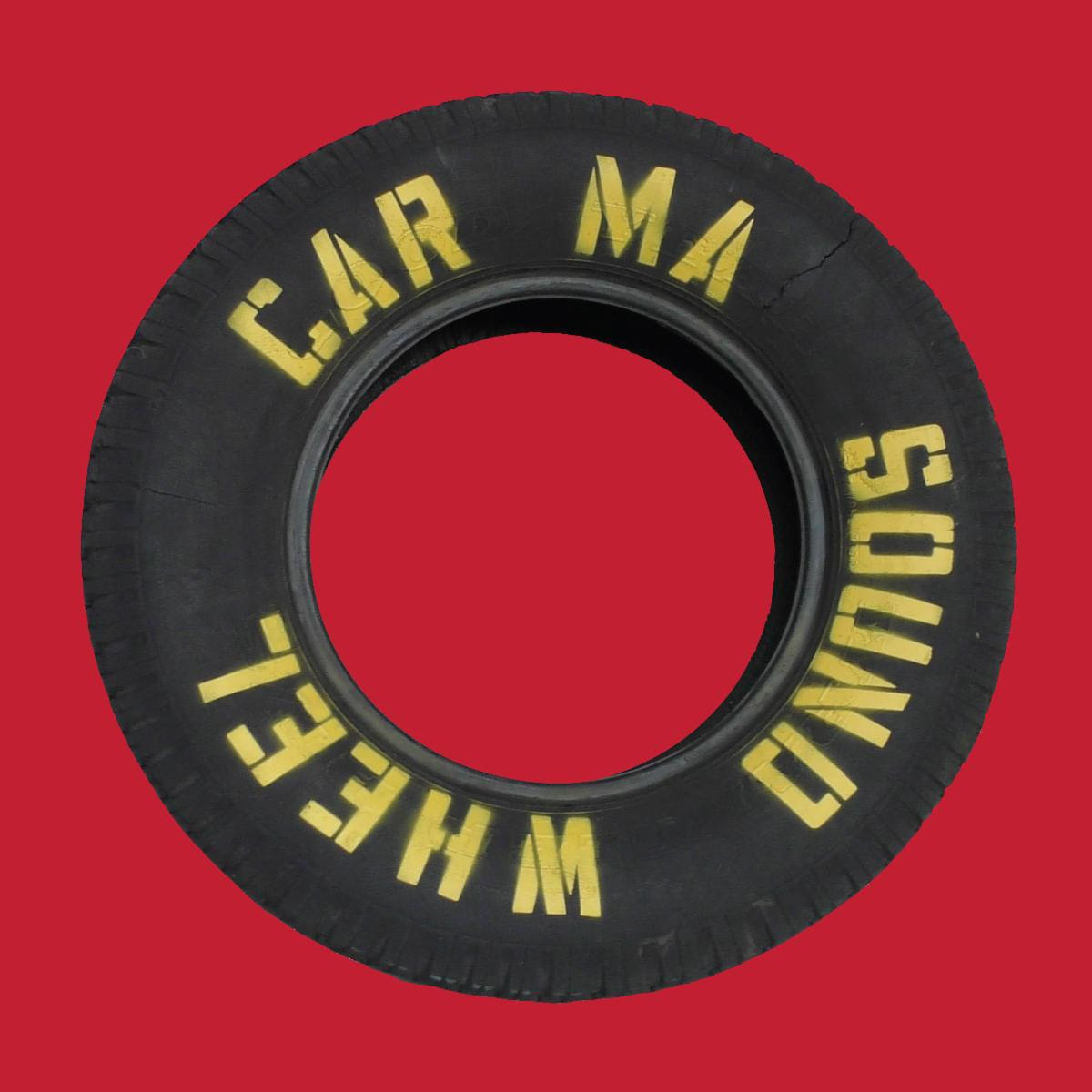 alison mosshart sound wheel album cover art Alison Mosshart Announces Spoken Word Album Sound Wheel, Shares Returning the Screw: Stream
